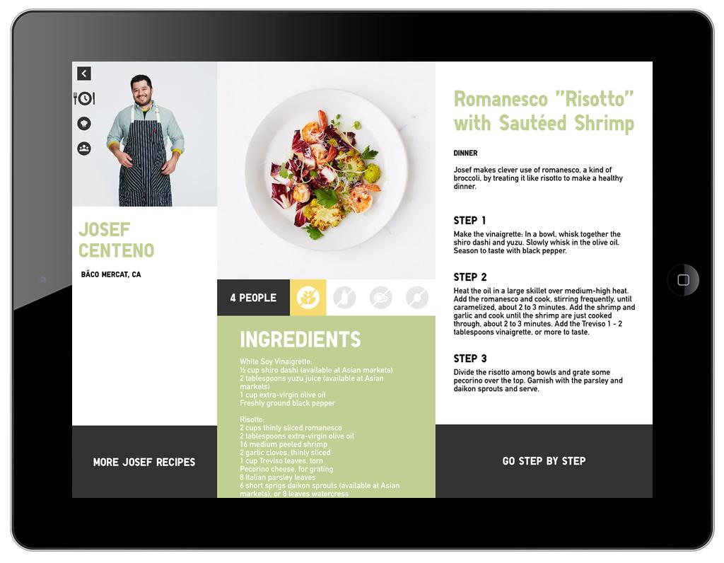 UNIQLO_RECIPE_iPad2