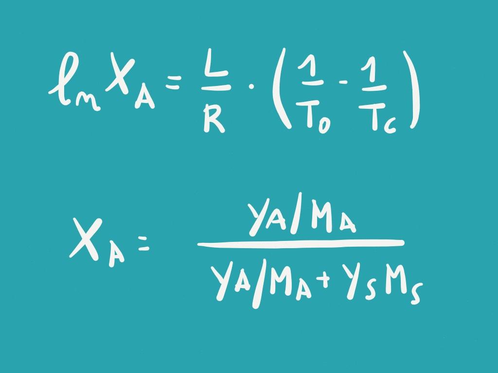 equazione Bartlett