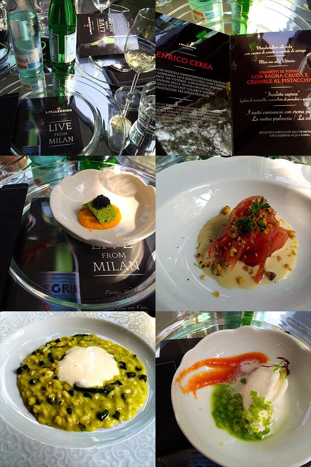 INSTA-FOOD Fuori Salone 2014 - Enrico Cerea
