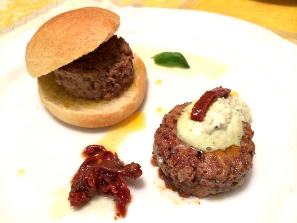 hamburger mediterraneo