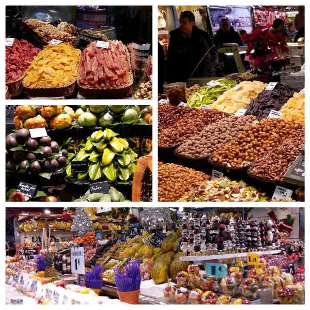 La frutta è venduta sia fresca che trasformata: candita, essiccata e ricoperta di cioccolato.