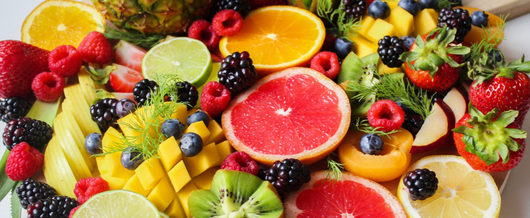 fruit and vegetables stress