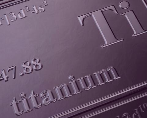 additivo biossido di titanio