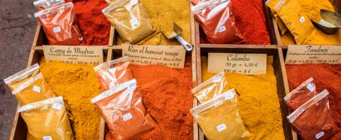 Aromi proprietà aromatizzanti